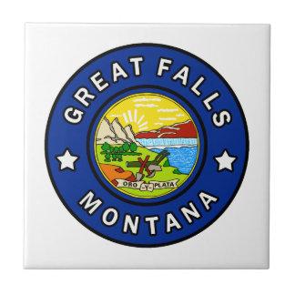 Azulejo Great Falls Montana