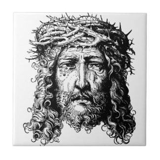 Azulejo Jefe del Jesucristo