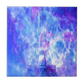 Azulejo Los sueños parisienses del amante