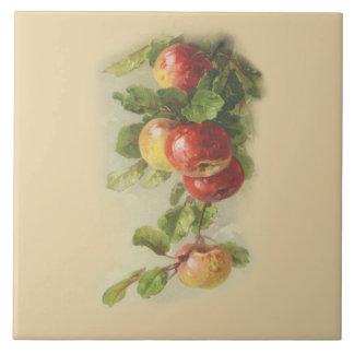 Azulejo Manzanas del vintage