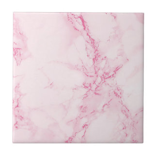 Azulejo Mármol elegante del rosa en colores pastel