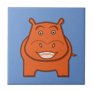 Azulejo Mascota expresivo juguetona del bondswell de Jack