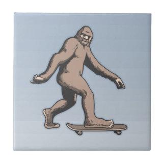 Azulejo Monopatín de Bigfoot