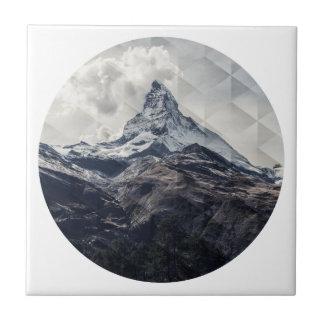 Azulejo Montaña