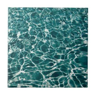 Azulejo Ondas frescas de la piscina