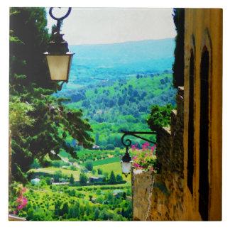 Azulejo Opinión de Provence de Gordes