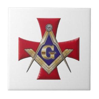 Azulejo Orden sagrada de la fraternidad