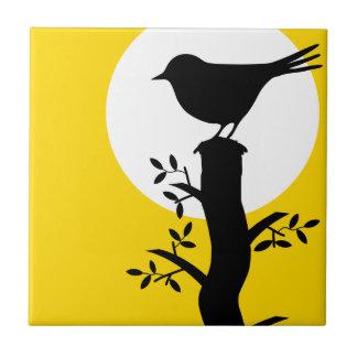 Azulejo Pájaro