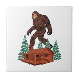 Azulejo Paraíso de Bigfoot