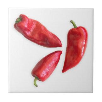 Azulejo Pimienta roja