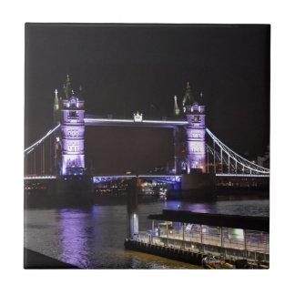 Azulejo Puente de la torre, Londres
