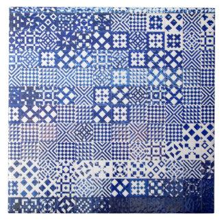 Azulejo Puerto de cerámica del modelo de la textura de las