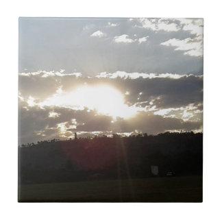 Azulejo Puesta del sol de Imperani