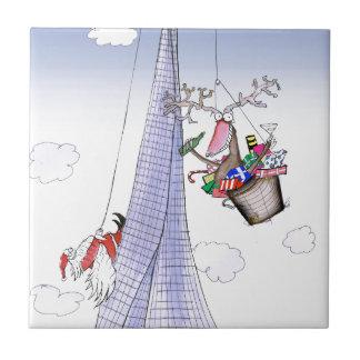 Azulejo ShardArt Tirón-Ho por Tony Fernandes