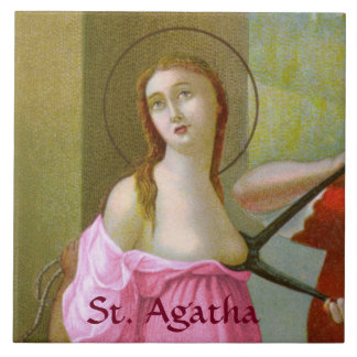 Azulejo St. rosado Agatha (M 003)