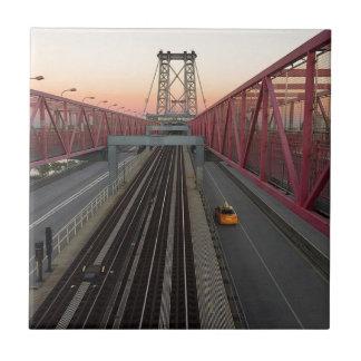Azulejo Taxi de Brooklyn