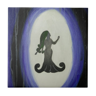 "Azulejo Taza ""del misterio"""