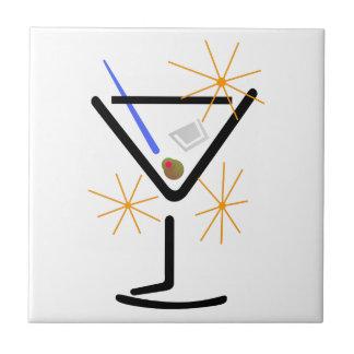 Azulejo Vidrio de Martini