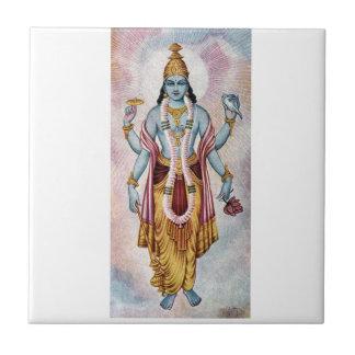 Azulejo Vishnu