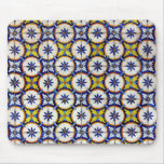 Azulejos Mouse Pads