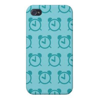 Azules del despertador iPhone 4/4S carcasa