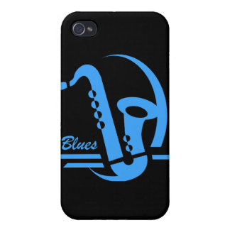 azules iPhone 4 protector