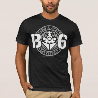 B6 defienden y destruyen camiseta