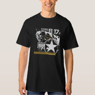 B-17 F Flying Fortress Camiseta
