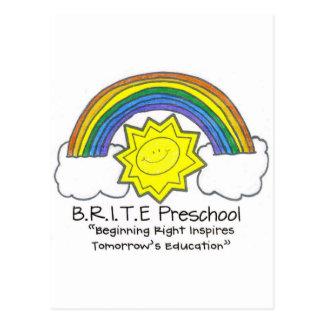 B.R.I.T.E. Preescolar Postal