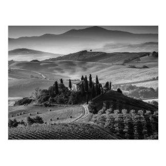 B&W Toscana Postal