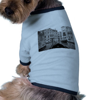 B&W Venecia 3 Camiseta Con Mangas Para Perro
