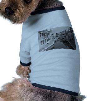 B&W Venecia 5 Camiseta Con Mangas Para Perro