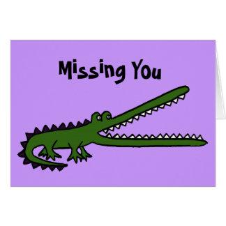 BA que le falta tarjeta de Croc
