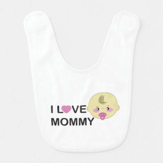 Babero amo a mami