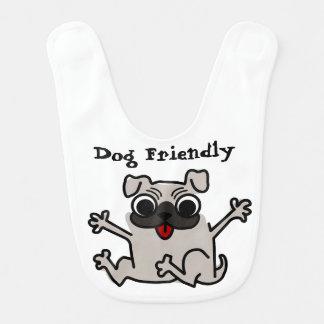 Babero Baby dog Friendly