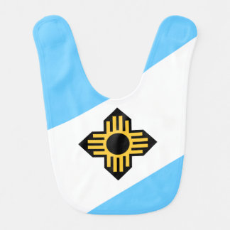 Babero Bandera de Madison, Wisconsin