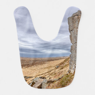 Babero Columnas del basalto en Gerduberg Islandia