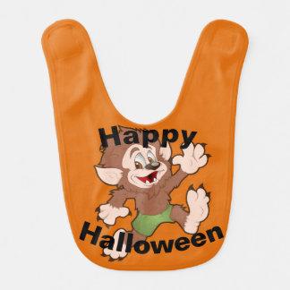 Babero de Wolfie Halloween