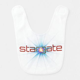 Babero del bebé de Stargate