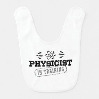 Babero Físico en el entrenamiento