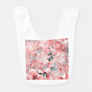 Babero flowers2bflowers y #flowers del modelo de los