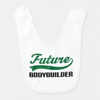 Babero futuro del bebé del Bodybuilder