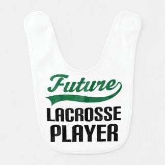 Babero futuro del jugador de LaCrosse