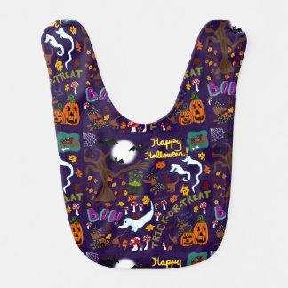 Babero Halloween del Dachshund de la diva