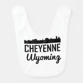 Babero Horizonte de Cheyenne Wyoming