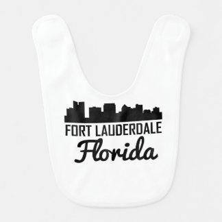 Babero Horizonte de la Florida del Fort Lauderdale
