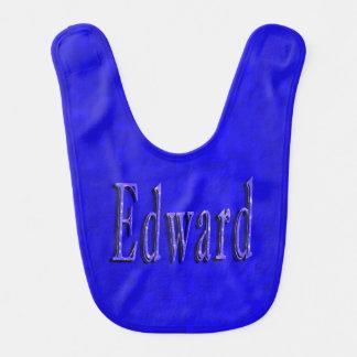 Babero Logotipo conocido de Edward,