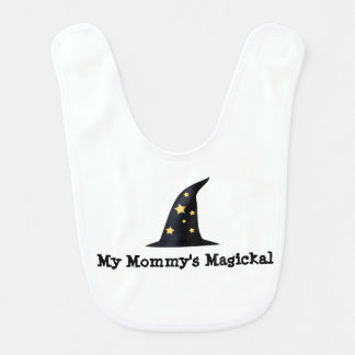 Babero mágico del bebé de mi mamá