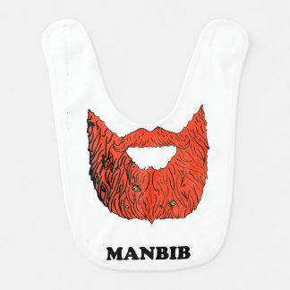 "Babero ""ManBib"
