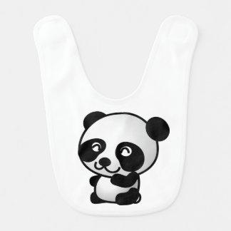 Babero Panda